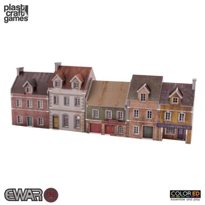 15mm: EWAR Building Set - ColorEd