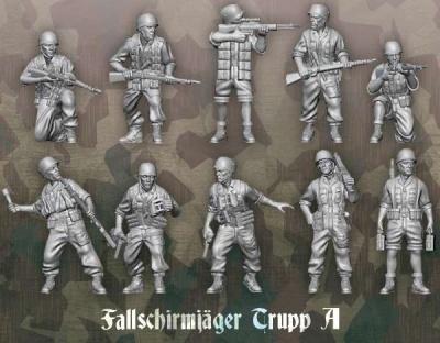 Fallschirmjäger Trupp A (10)