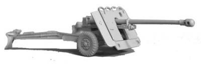 17 Pdr Anti Tank Gun + Crew
