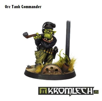 Orc Tank Commander