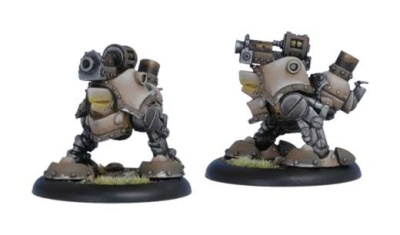 Mercenary Grundback Blaster