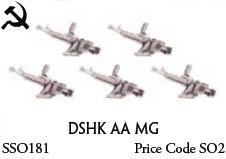 DShk AA MG
