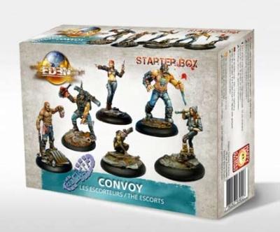 Convoy Starter Box V2 (CNV)