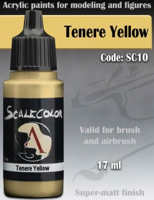 Scalecolor 10 Tenere Yellow (17ml)