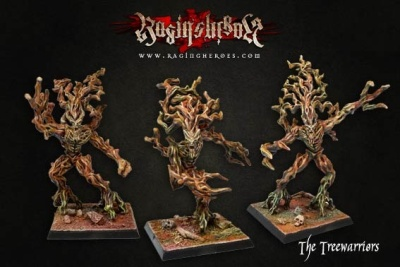Tree Warriors (3) (28mm)