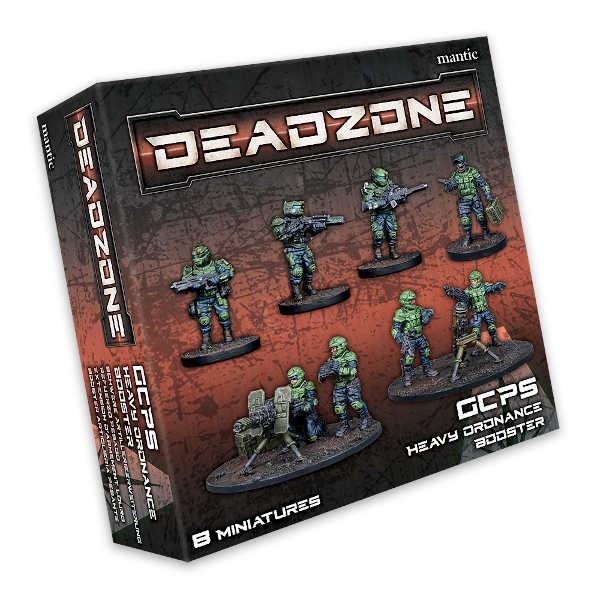 Deadzone GCPS Heavy Ordinance Booster