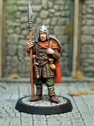 Mercenary Spearman
