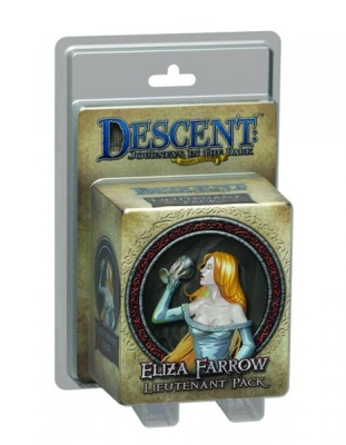 Descent Road to Legend Miniatures: Eliza Farrow