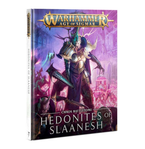 Battletome: Hedonites of Slaanesh (dt.) (SC)