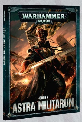 Codex: Astra Militarum (2017)