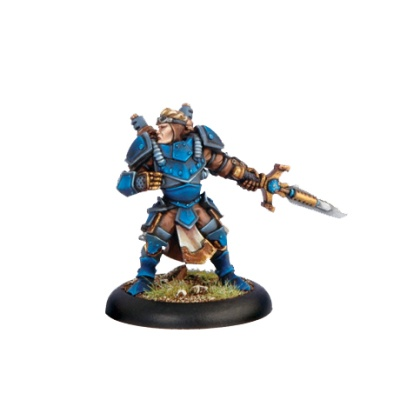 Cygnar Journeyman Warcaster