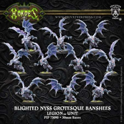 Legion Grotesque Raiders / Banshees (10) (plastic)