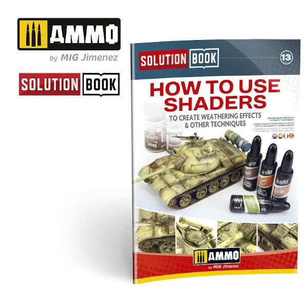 Solution Book: How to use Shaders