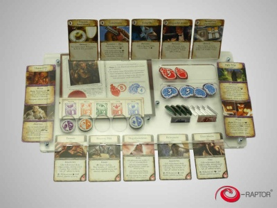 Board Game Organizer - Eldritch Horror