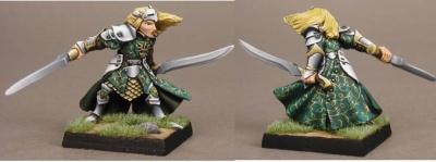 Danithal, Elf Prince
