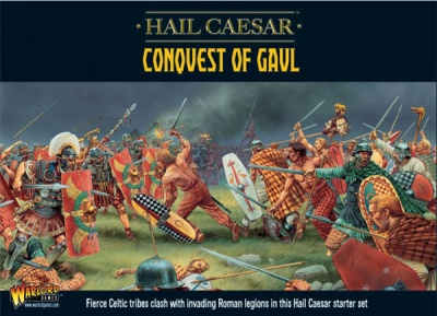 Hail Caesar - The Conquest of Gaul Starter Set