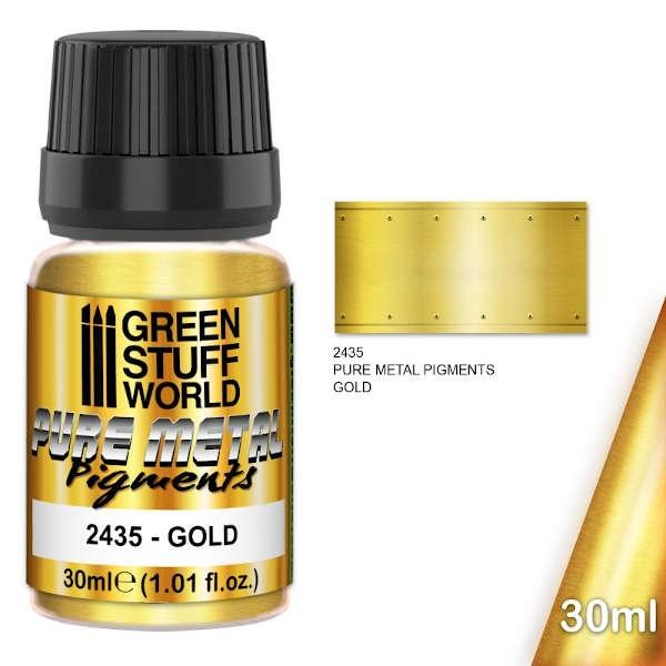 Pure Metal Pigments GOLD