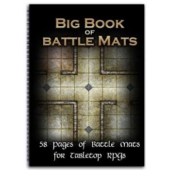 Big Book of Battle Mats - EN