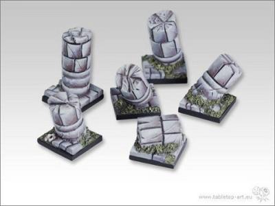 Stonefloor - 20x20mm Säulen (5)