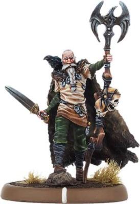 Víthar, Erilaz of Hrafnen