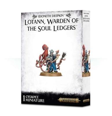 Idoneth Deepkin: Lotann