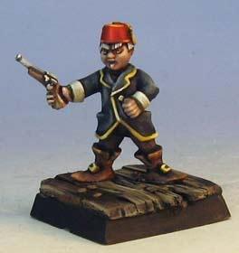 Fez the Gnomish Pirate