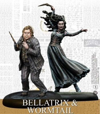 Bellatrix and Wormtail (Peter Pettigrew) Pack