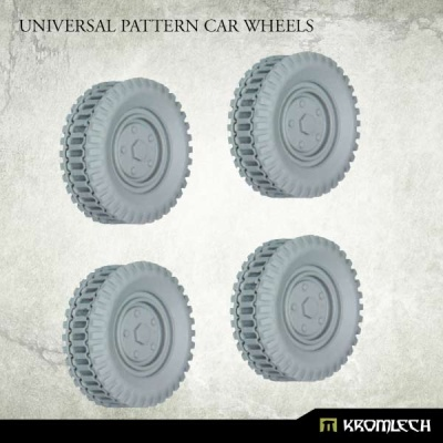 Universal Pattern Car Wheels (4)