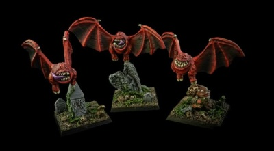 Drakskull's Menace Jawbats