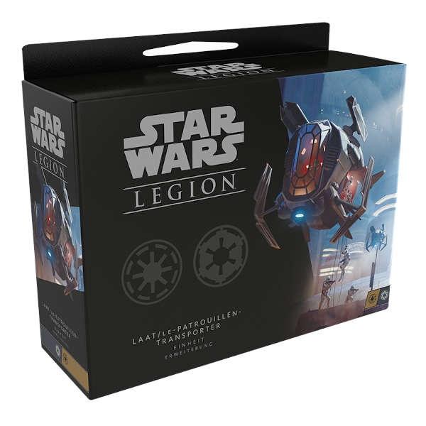SW: Legion - LAAT/le-Patrouillentransporter