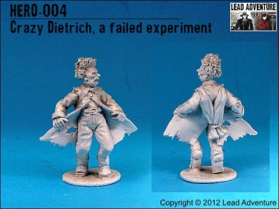 Crazy Dietrich, A Failed Experiment (1)