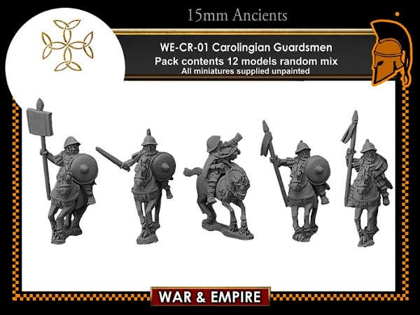 Carolingian Guardsmen