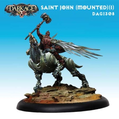Forsaken: Saint John Aegis of Faith (1)