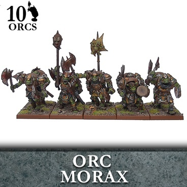 Orc Morax Troops (10)