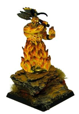 Djinn of Fire (1)
