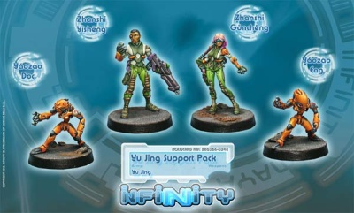 Yu Jing Support Pack (YJ)