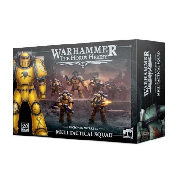 MKIII Space Marines