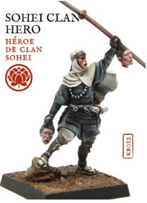 Sohei Clan Hero II