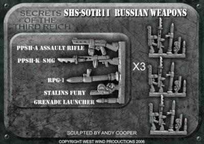 Soviet Weapons Upgrade Pack