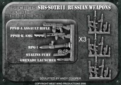 Soviet Weapons Upgrade Pack