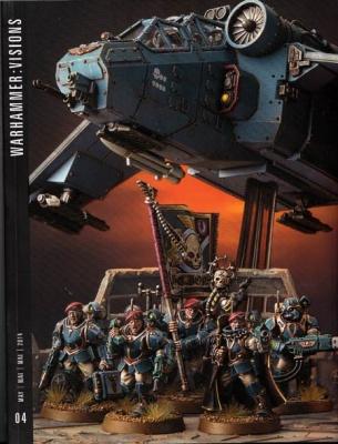 Warhammer Visions 004 (Mai 2014)