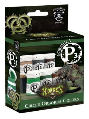Circle Orboros Colors