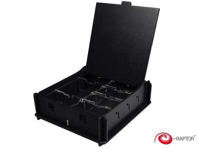 Board Game Storage Boxes: Universal Box Small (Black)