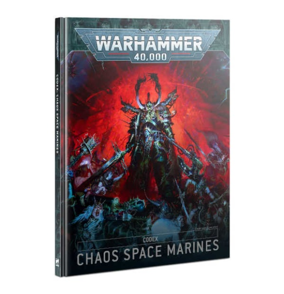 Codex: Chaos Space Marines (2017) (Englisch)