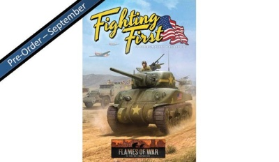 Fighting First (US Forces in north Africa 1942-43)