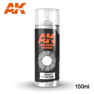 AK Fine Resin Primer Spray