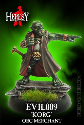 Korg, Orc Merchant