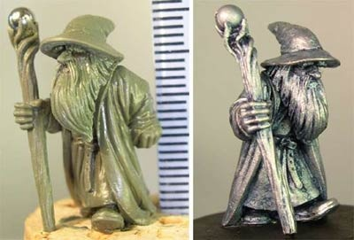 Grimdalf, dwarf wizard