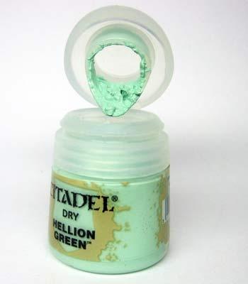 Hellion Green (Dry)