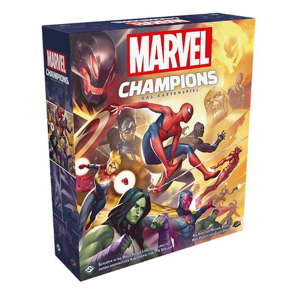 Marvel Champions: Das Kartenspiel Grundspiel DE
